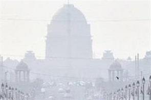 delhi ncr weather cold fog