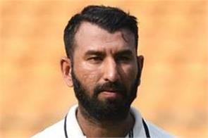 cheteshwar pujara completes 50 centuries in first class cricket