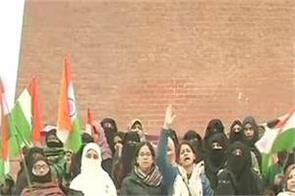 caa nrc lucknow women protest