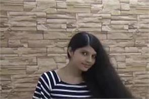 long hair gujrat guinness world record nilanshi patel