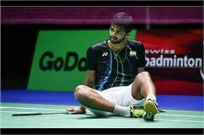 sai praneet out of malaysia masters with defeat