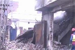 pakistan cylinder blast