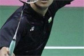 lakshya sen  subhankar dey  indonesia masters  defeat