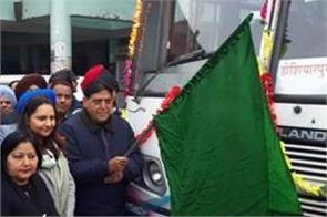 department of transport government of punjab direct bus service hoshiarpur