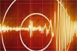 earthquake tremors himachal