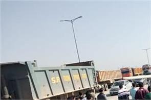 ghaziabad  emergency  landing