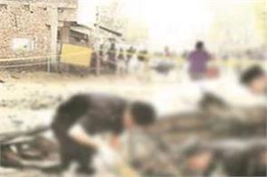 maur mandi bomb blast sit