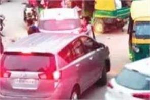 jalandhar city  traffic jam