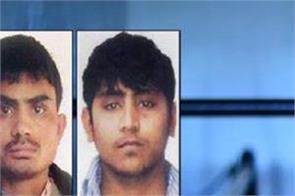 nirbhaya three convicted one february hanged tihar jail