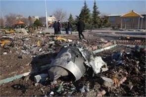 ukraine demands compensation over boeing 737 plane crash