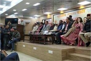 chandigarh bjp  s new president arun sood