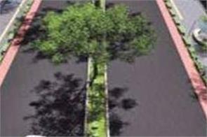 smart roads in jalandhar west