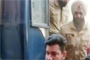 gangster sukhpreet budha police remand january 27 moga