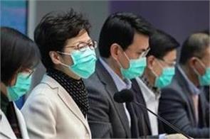 coronavirus  hk to drastically cut cross border travel with china