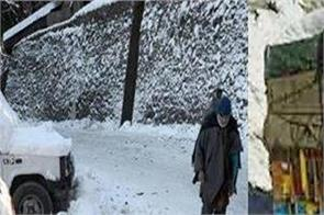 himachal in heavy snowfall 450 routes closed