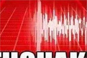 earthquake in lahul spiti