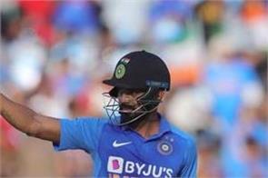 kl rahul breaks the dhoni s record in rajkot against australia