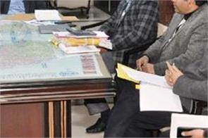 deputy commissioner  illegal colonies  virender kumar sharma