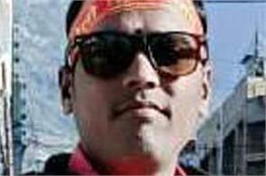 devotees unidentified vehicle hit  death