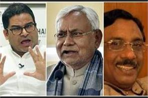 nitish kumar ousted pawan verma and prashant kishor from the party