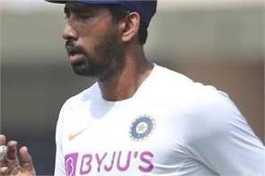 bcci forbids saha from playing ranji