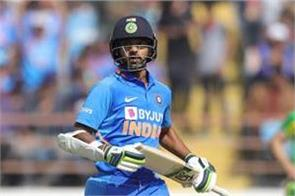 dhawan injured  not fielded for fielding  bcci