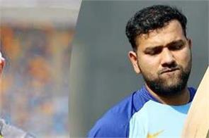 ind vs aus  rohit and warner make this special record in the first odi