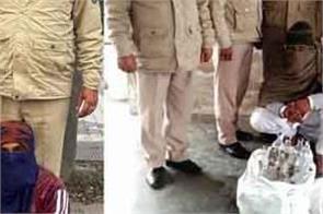 4 arrested with drug trafficking