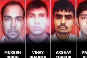 two nirbhaya convicts file pleas against death sentence in supreme court