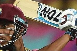 simmons  s 91 not out the windies equals ireland