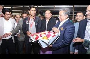 bangladesh u 19 world champion team welcome home