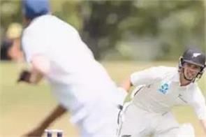new zealand a against india a in a strong position