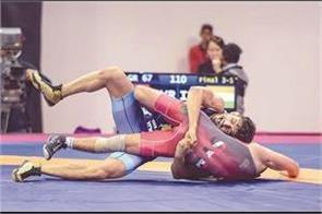indian greco roman wrestlers won 3 bronze medals