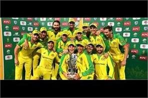 australia beat south africa by 97 runs to win series 2 1