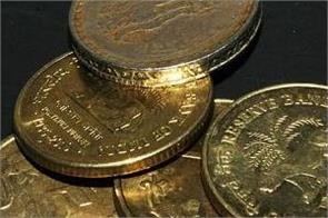 the rupee opened at 71 23 with a five paise gain