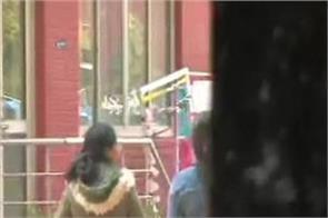 gargi college student molestation road parliament