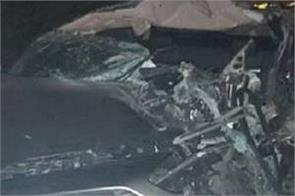 road accident in saharanpur 4 dead