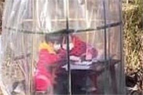 china anti coronavirus tent