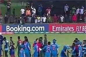 indian team bangladeshi players attacking attitude