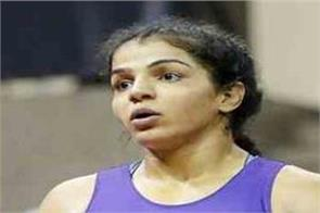 sakshi malik again seeks trial to stay in the race for olympic quota