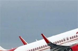 corona virus china air india aircraft