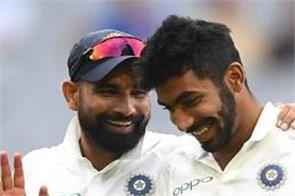 shami comes out in support of jasprit bumrah after questions abilities