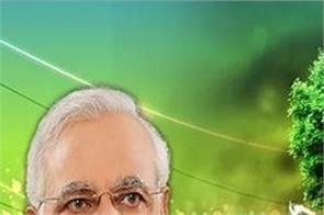narendra modi environment