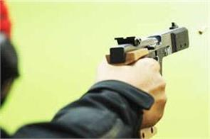 indian 25 member shooting team announced for olympic test event in japan