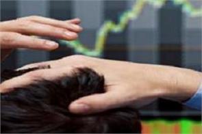 corona virus keen on market investors plunge to rs 4 lakh crore
