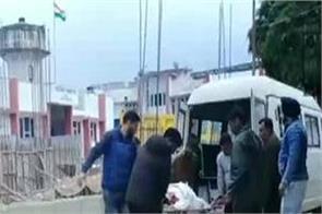 jammu and kashmir road accident 5 dead car