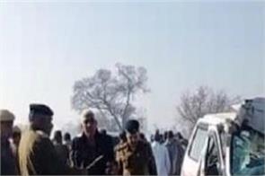 haryana road car accident 6 dead