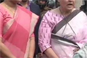 delhi chairperson of national commission for women rekha sharma