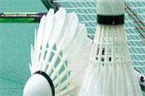 indian badminton team  defeat  malaysia