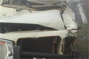 road accident one people dead